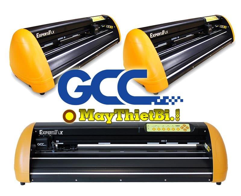Máy cắt chữ decal GCC Expert II 24LX Đài Loan giá rẻ