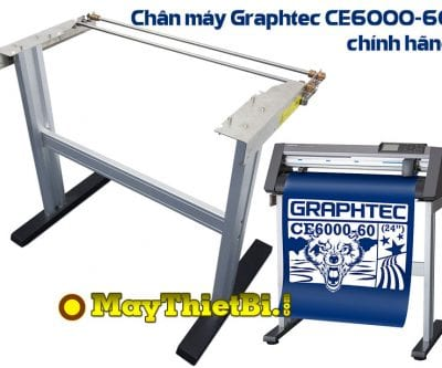 Chân máy cắt bế decal Graphtec CE6000-60 Plus chính hãng