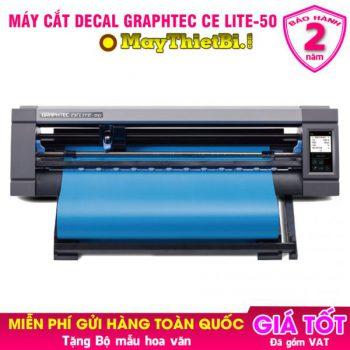 Máy cắt bế tem nhãn decal Graphtec CE Lite-50