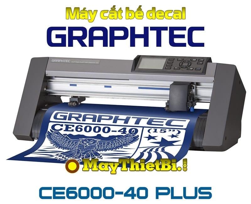 Máy cắt bế Graphtec CE6000-40 Plus