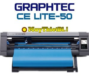 Máy cắt bế tem nhãn decal Nhật Graphtec CE Lite-50