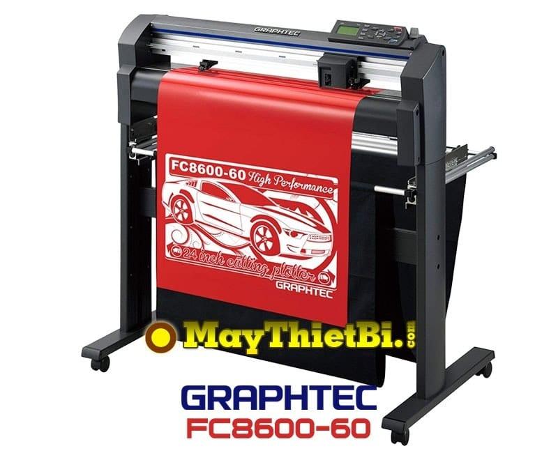 Máy cắt bế decal Graphtec FC8600-60 Nhật Bản