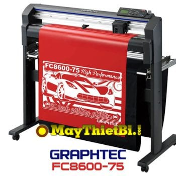 Máy cắt bế tem nhãn decal Graphtec FC8600-75 Nhật Bản