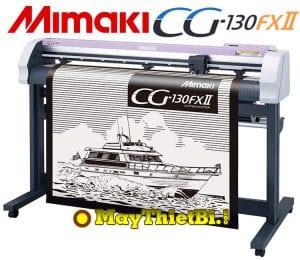 Máy cắt bế decal Mimaki CG-130FXII Nhật Bản
