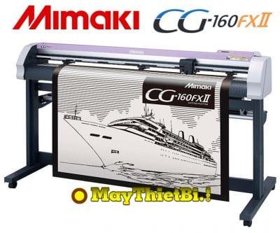 Máy cắt bế decal tem nhãn Mimaki CG-160FXII