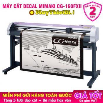 Máy cắt decal Mimaki CG-160FXII Nhật khổ 1m6 cắt đẹp, bế chuẩn, giá tốt