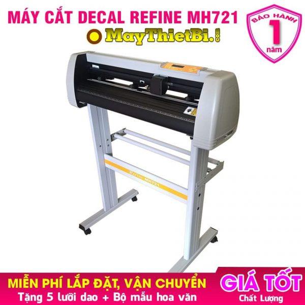 Máy cắt chữ decal giá rẻ Refine MH721