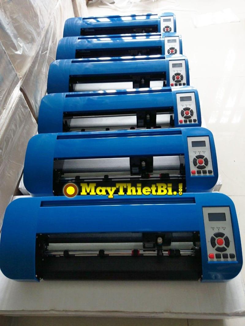 Máy cắt bế decal mini Art-380