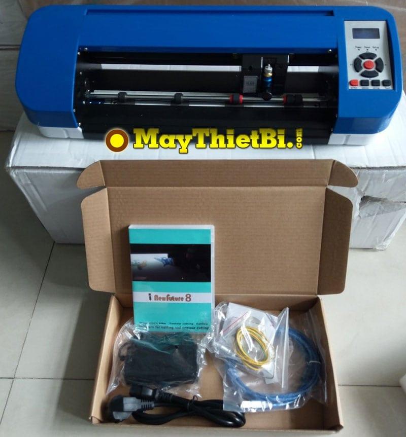 Máy cắt bế mini ART-380 cùng phụ kiện