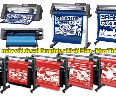 máy cắt bế cuộn Graphtec