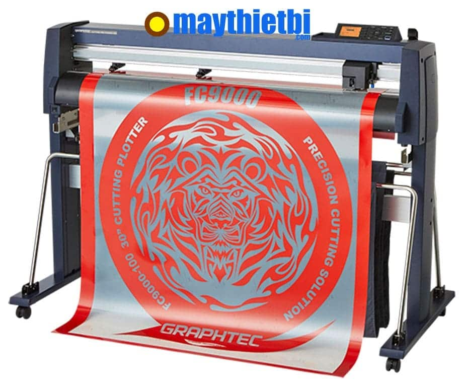 Máy cắt decal Graphtec FC9000-75