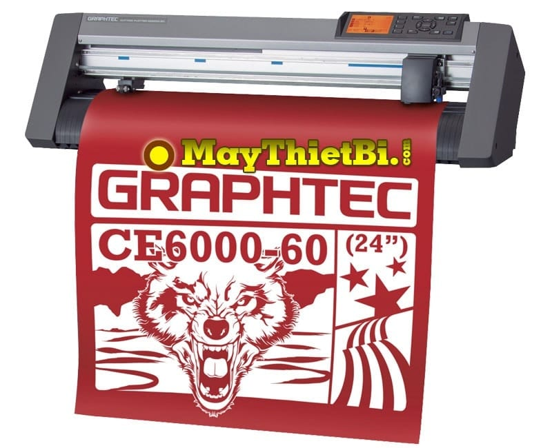 Máy cắt decal Graphtec CE6000-60 Plus