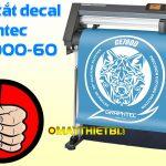 Máy cắt decal chuyển nhiệt in áo tốt nhất là Graphtec CE7000-60