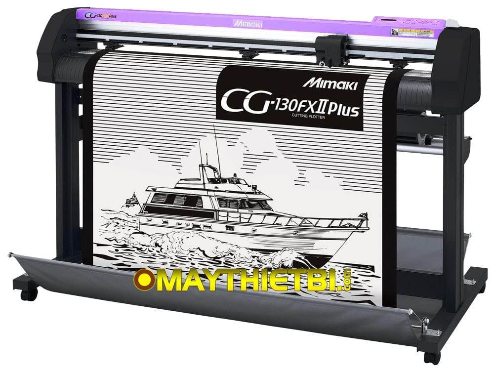 Máy cắt bế decal khổ 1m3 Mimaki CG-130FXII Plus