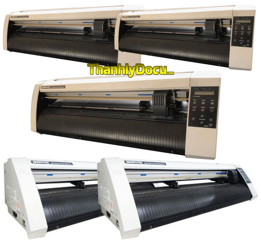 Máy cắt decal Graphtec CE5000-60 Nhật cũ giá rẻ thanh lý