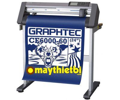 Máy cắt chữ decal Graphtec CE6000-60 Plus