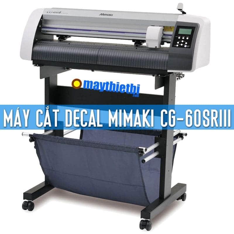 Máy cắt Mimaki CG-60SRIII