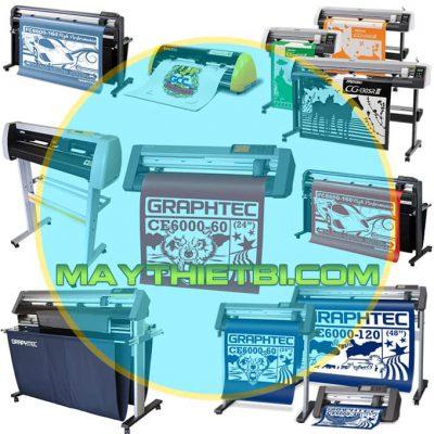 Máy cắt chữ decal vi tính giá rẻ, chính hãng, giao miễn phí toàn quốc