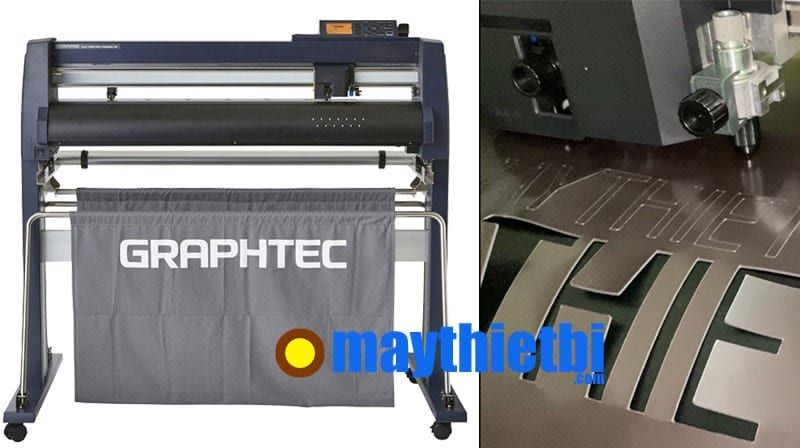 Máy cắt nam châm dẻo Graphtec FC9000