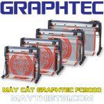 Máy cắt decal Graphtec FC9000 ra mắt: Cắt nhanh hơn, đẹp hơn, chính xác hơn