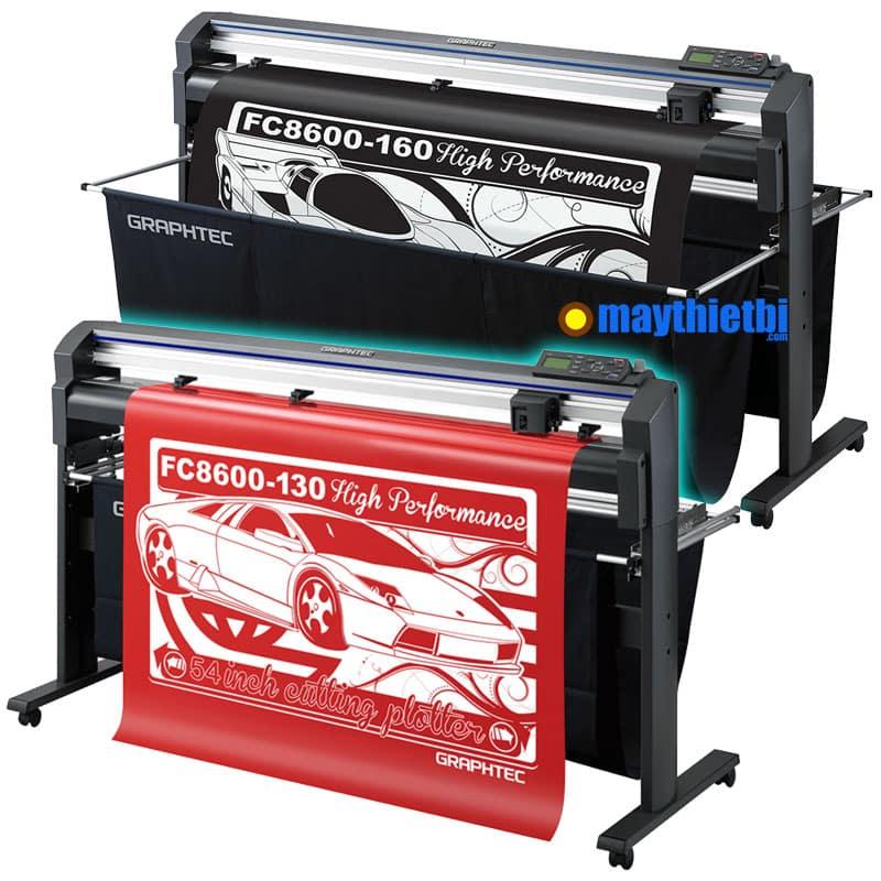 Máy cắt Graphtec FC8600-130 và 160