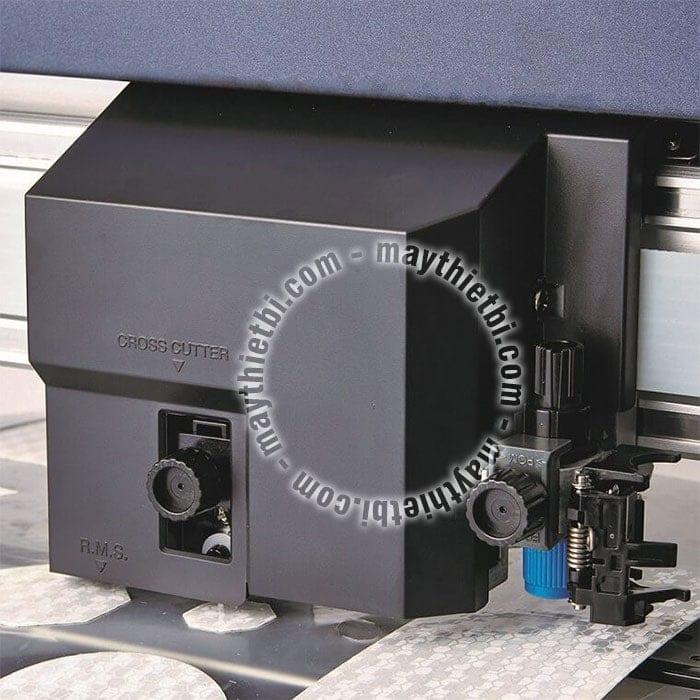 Tính năng cắt phản quang, vật liệu dày cứng cực tốt trên máy cắt decal Graphtec FC9000