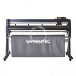 Máy cắt decal Graphtec FC9000-140 khổ 1m4 cắt bế tem nhãn, decal phản quang 3M