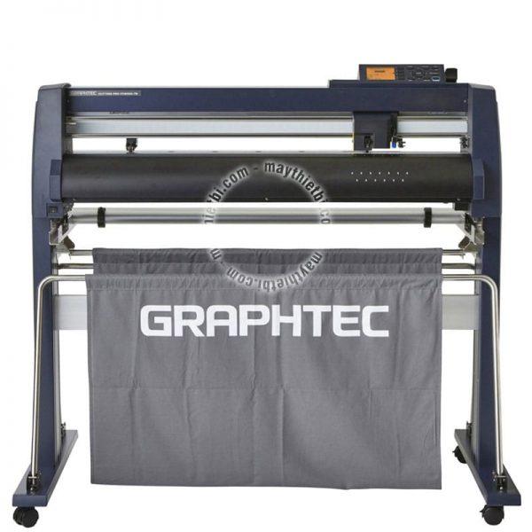 Máy cắt decal Graphtec FC9000-75 cắt bế tem nhãn, decal chữ nhỏ đẹp