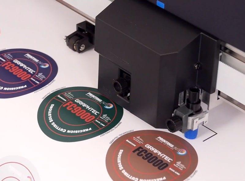Hướng dẫn cách cài đặt tính năng cắt Bar-Code cho máy cắt decal Graphtec FC9000