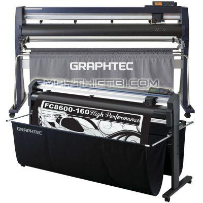 So sánh máy cắt decal Graphtec FC9000 với máy cắt Graphtec FC8600