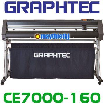 Máy cắt decal Graphtec CE7000-160 cắt bế tem nhãn, cắt decal cuộn nhanh, đẹp