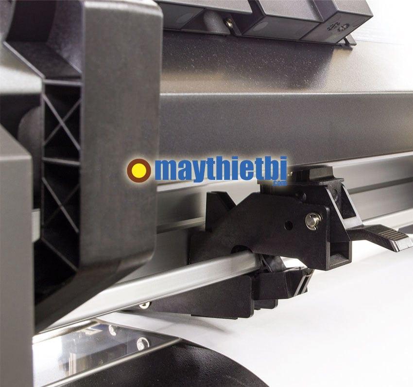 Cần gạt 3 cấp độ cho phép giữ vật liệu chắc hơn