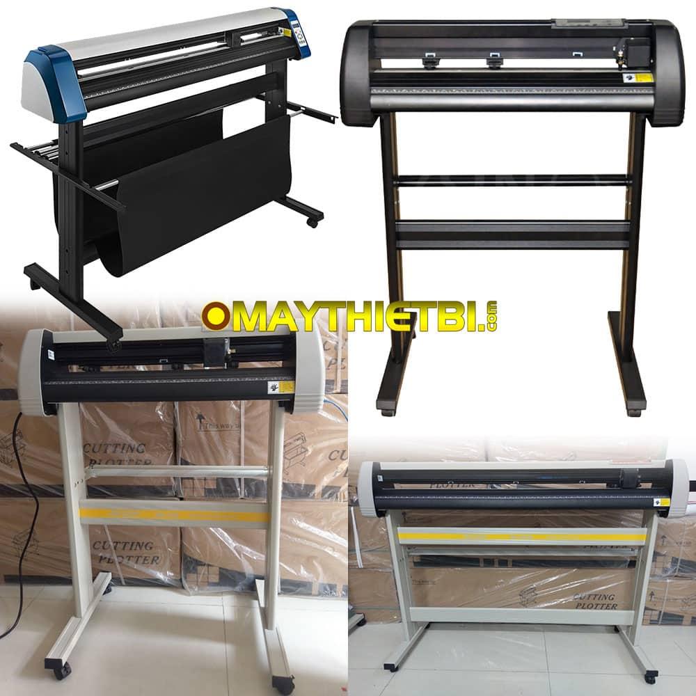 Tư vấn mua máy cắt decal, máy cắt chữ: Máy cắt TQ giá rẻ