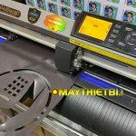 Máy cắt Graphtec CE6000 Plus cắt nam châm dẻo làm khuôn phun sơn