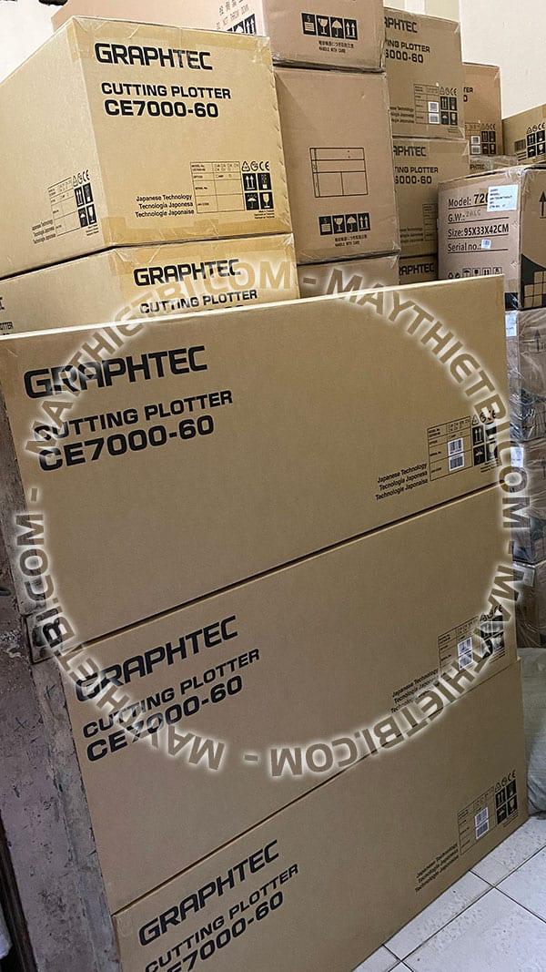 Máy cắt Graphtec CE70000 tại kho MayThietBi.com