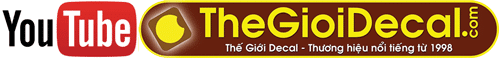 The Gioi Decal - May Thiet Bi Youtube