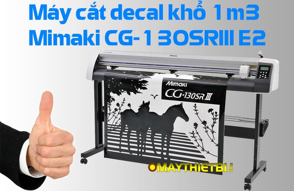 Mimaki CG-130SRIII đời E2