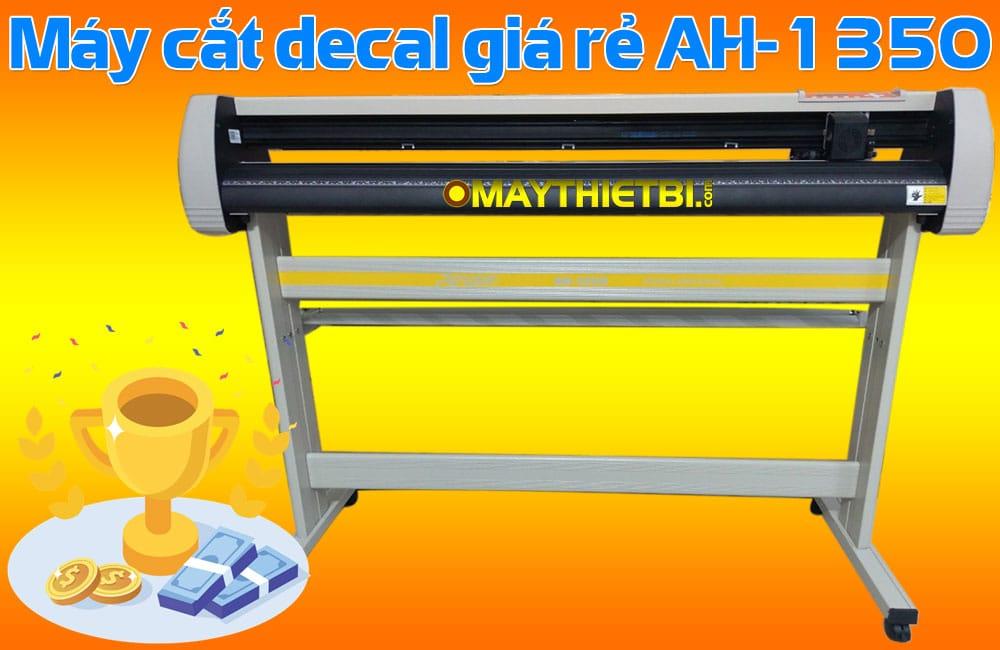 Máy cắt decal giá rẻ 1m2 AH-1350