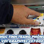 Cách xử lý phồng rộp decal khi bế với máy cắt decal Graphtec CE7000